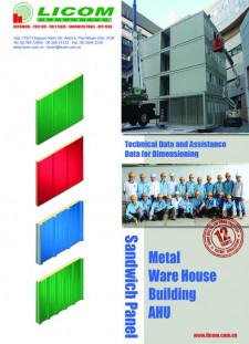 Sandwich Panel Catalogue