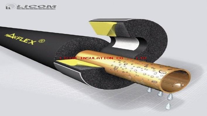 Cao Su Lưu Hóa Dạng Ống Maxflex