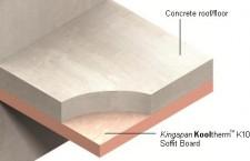Cách Nhiệt Kooltherm™ K10 FM Dạng Tấm