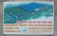 Chinh Long Paper Factory