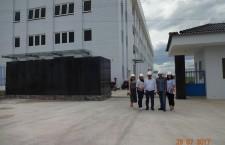 Nhà Máy Sunpo KCN Suối Dầu