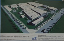 Nhà máy Properwell - KCN VSIP QN